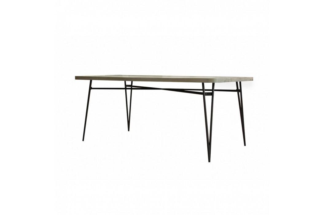 Jedálenský stôl Livin Hill Adesso, 80 x 180 cm