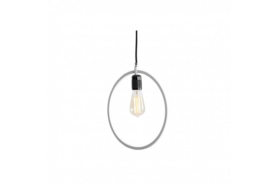 Biele závesné svetlo Custom Form Veto
