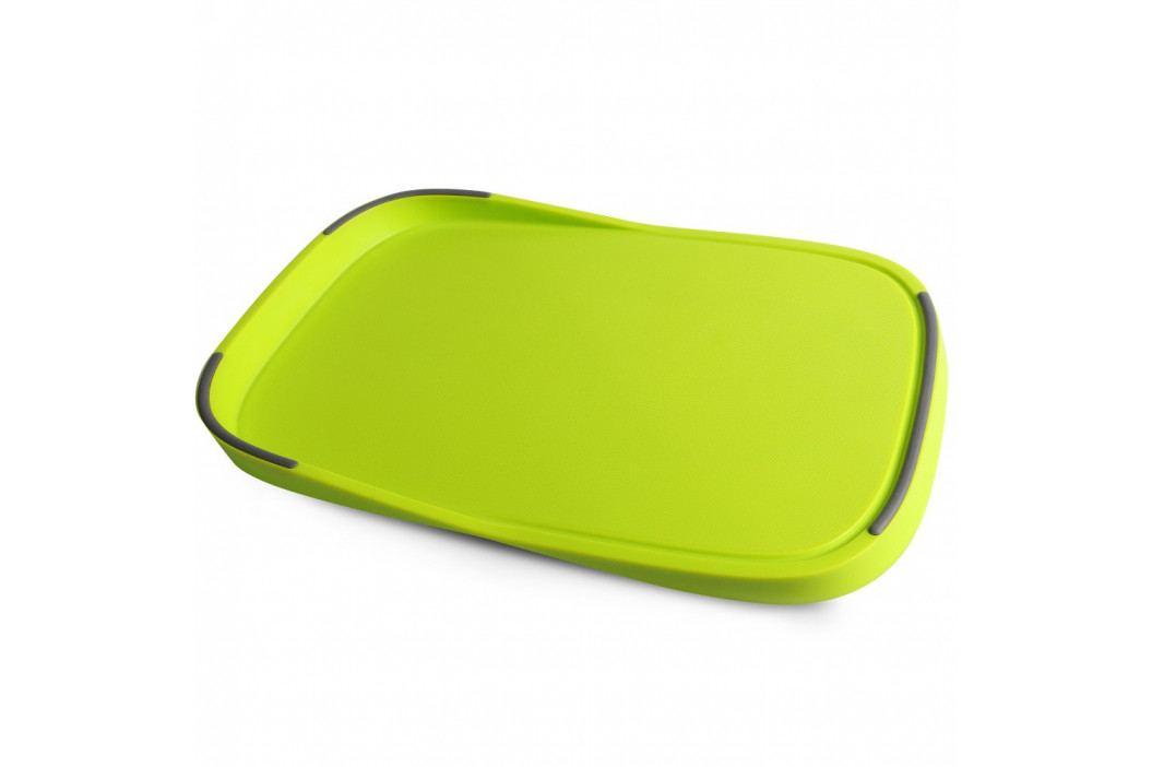 Zelená doštička na krájanie Vialli Design Livio