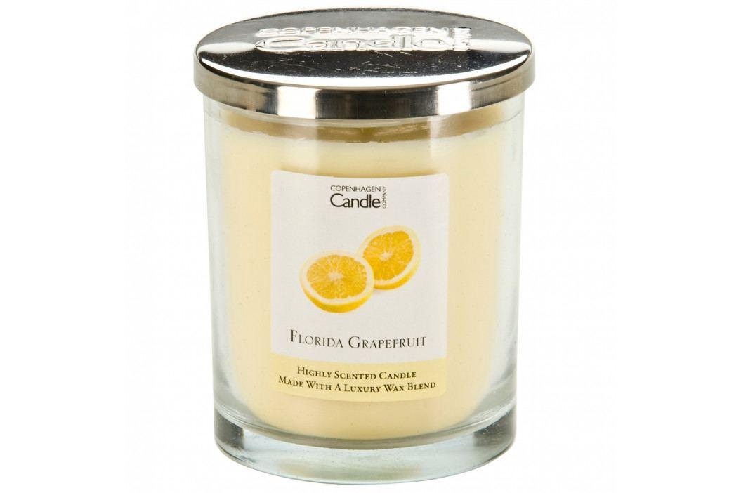 Aromatická sviečka s vôňou grapefruitu Copenhagen Candles, doba horenia 40hodín