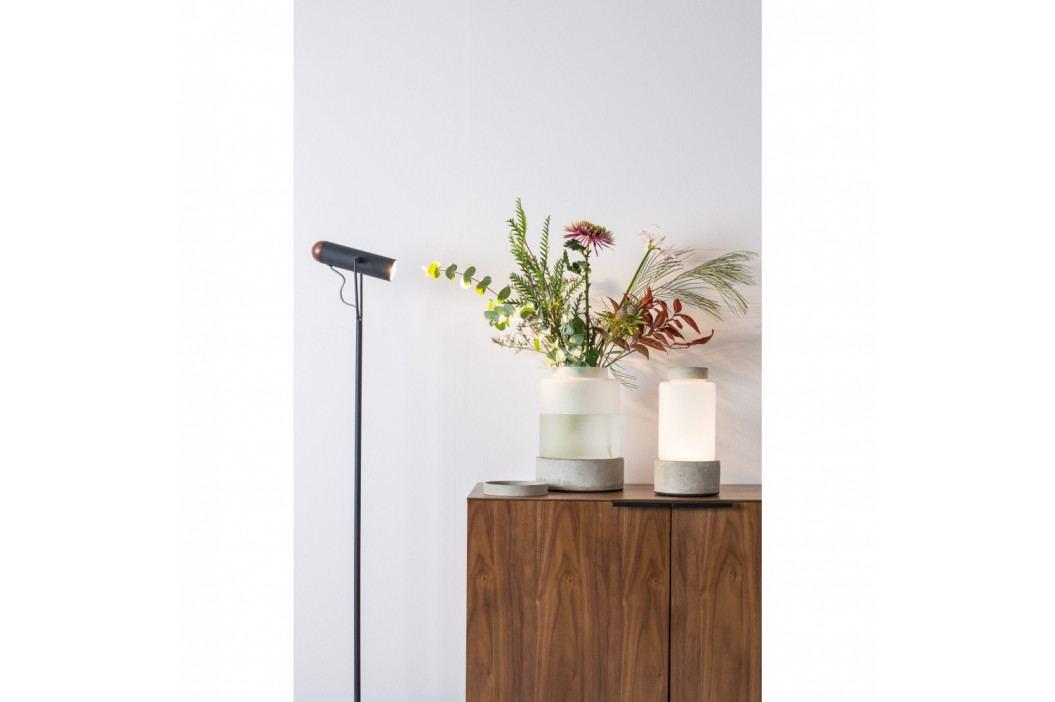 Váza s podsvietením a betonovými detailmi Zuiver Reina, výška 29,5 cm