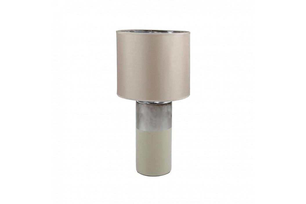 Sivá stolová lampa Santiago Pons Gara