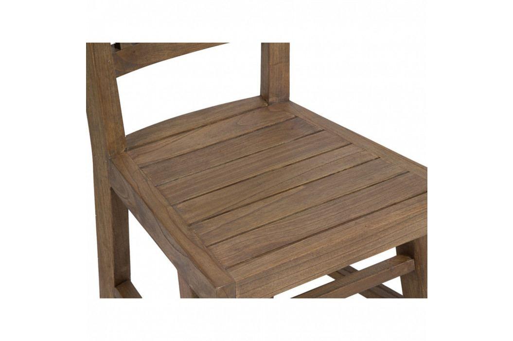 Jedálenská stolička z dreva mindi Santiago Pons Amara