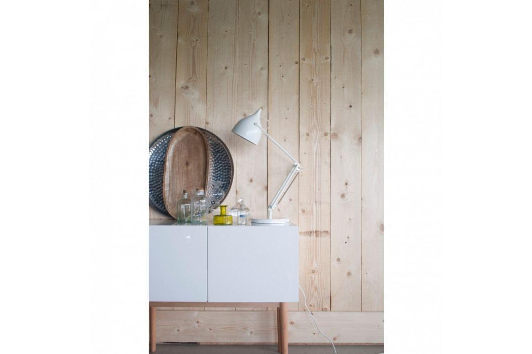 Biela stolová lampa Zuiver Reader