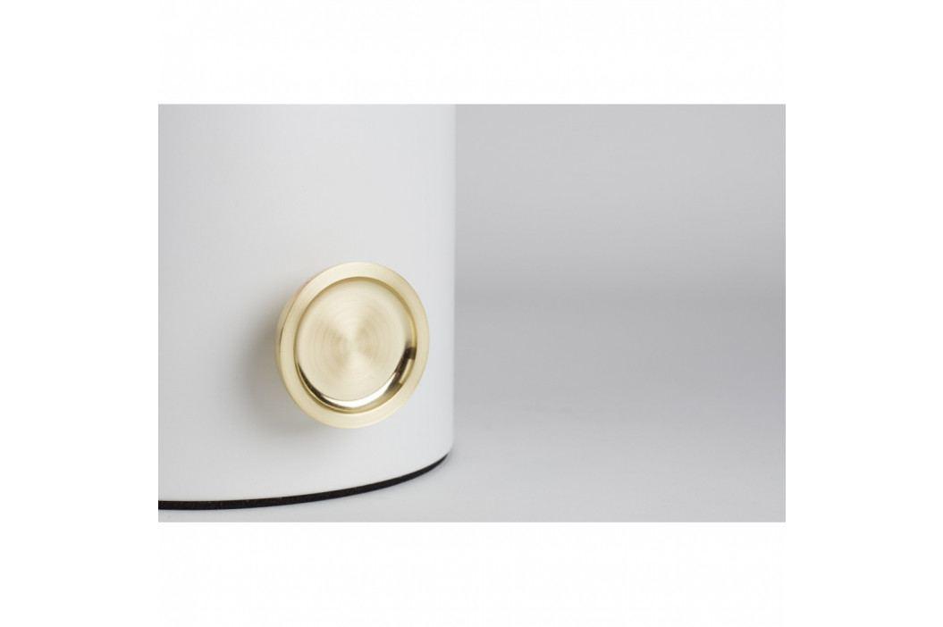 Biela stolová lampa Zuiver Moody