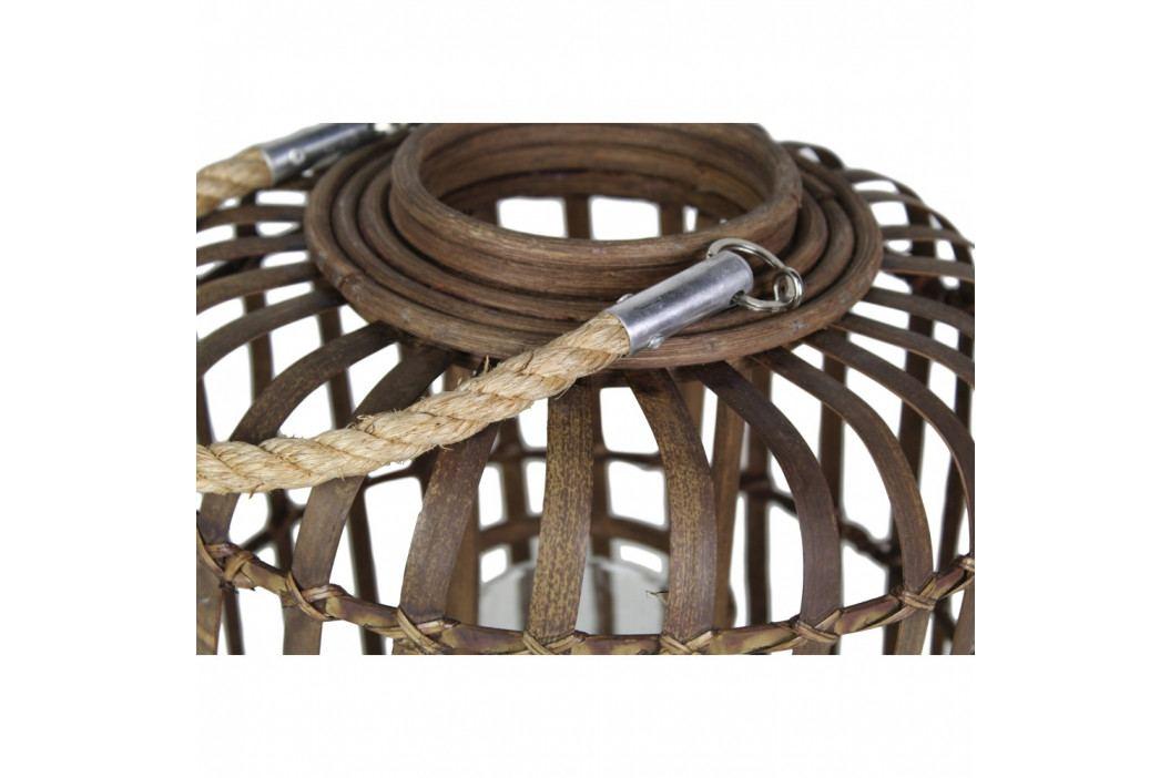 Lampáš z bambusu HSM Collection