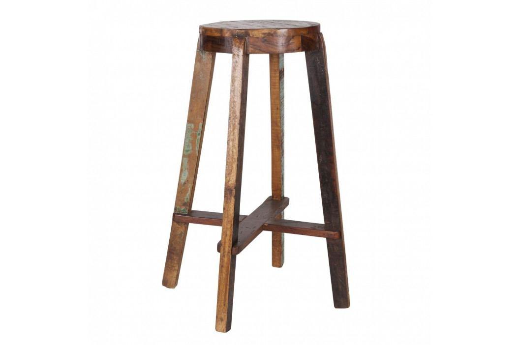 Barová stolička De Eekhoorn Inca Wood