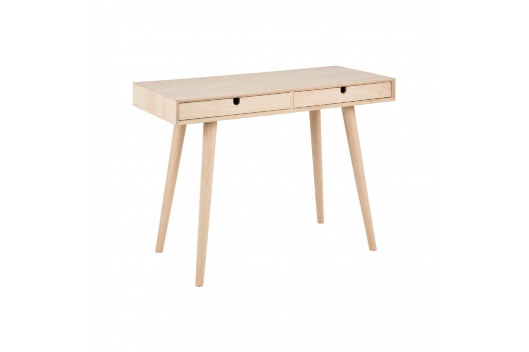 Pracovný stôl s 2 zásuvkami Actona Century