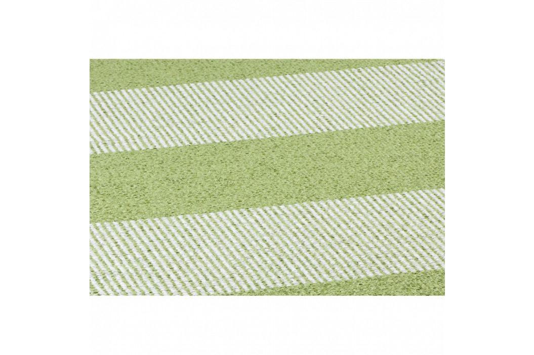 Zelený behúň vhodný do exteriéru Narma Norrby, 70 × 150 cm