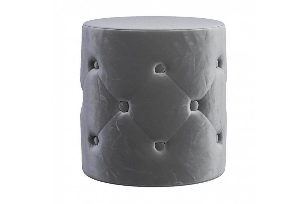 Sivá stolička InArt High Demand