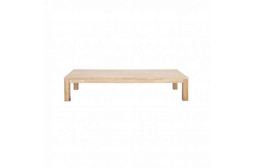 Konferenčný stolík z dubového dreva De Eekhoorn Largo
