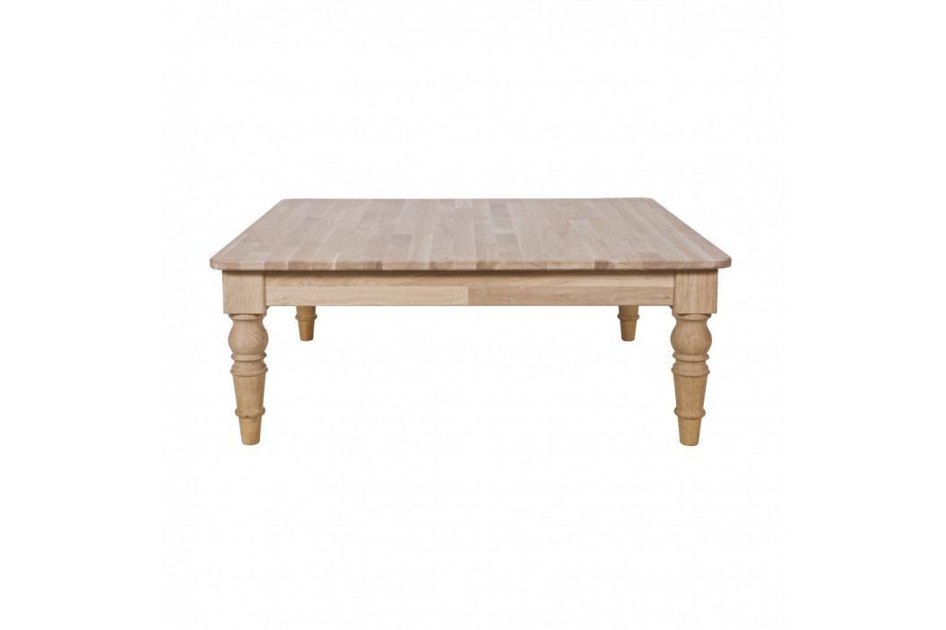 Konferenčný stolík z dubového dreva De Eekhoorn Qwint