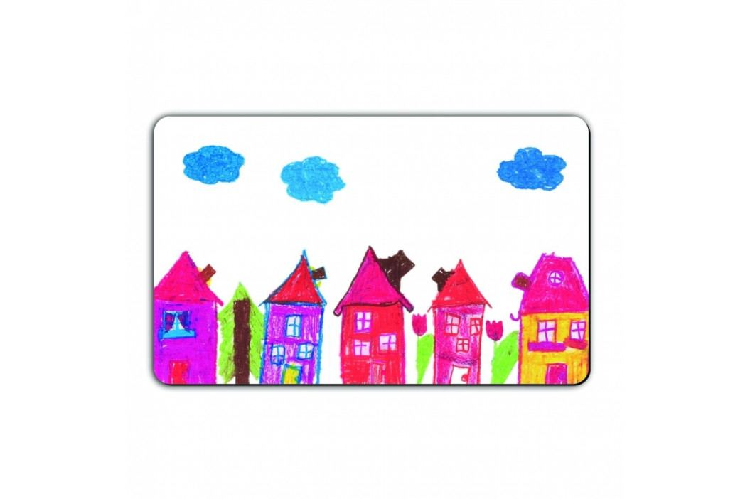 Podložka na krájanie pečiva Remember Little Artists, 23,5×14,3 cm