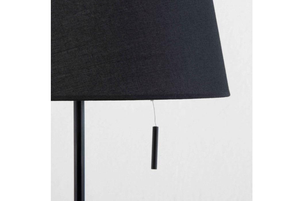 Stolová lampa bez tienidla, 36×50 cm