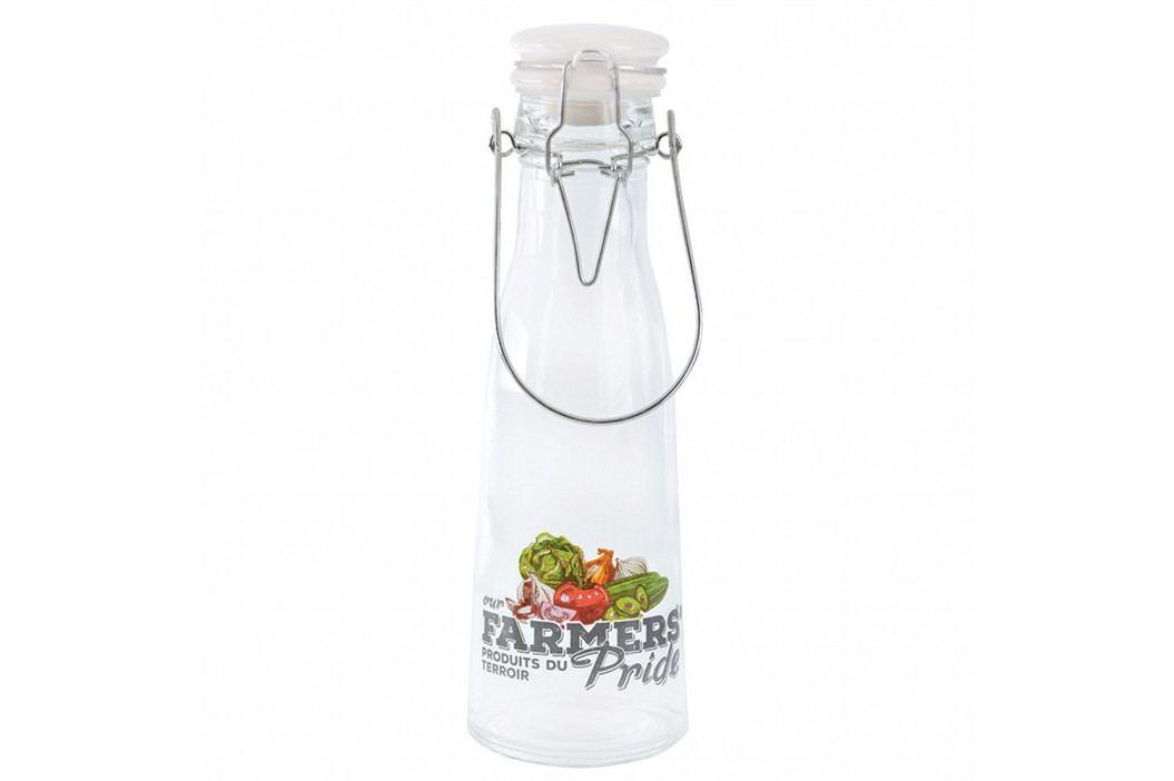 Fľaša na sirupy Esschert Design Farmer's Pride, 22cm