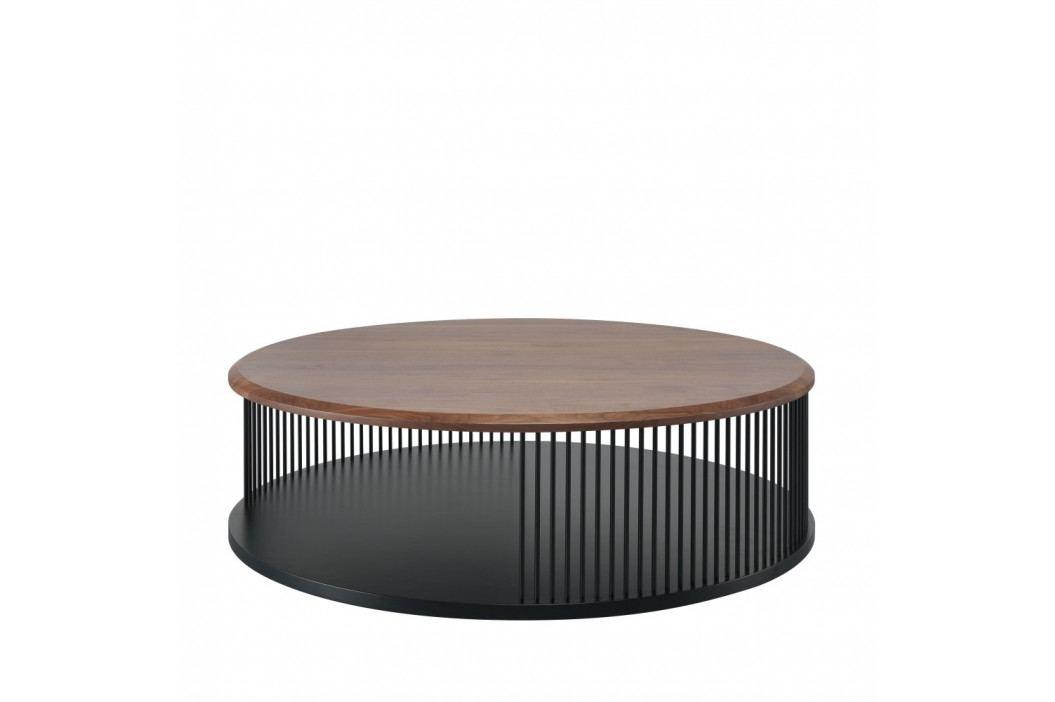 Konferenčný stolík s doskou z orechovej dyhy Wewood - Portugues Joinery Memória