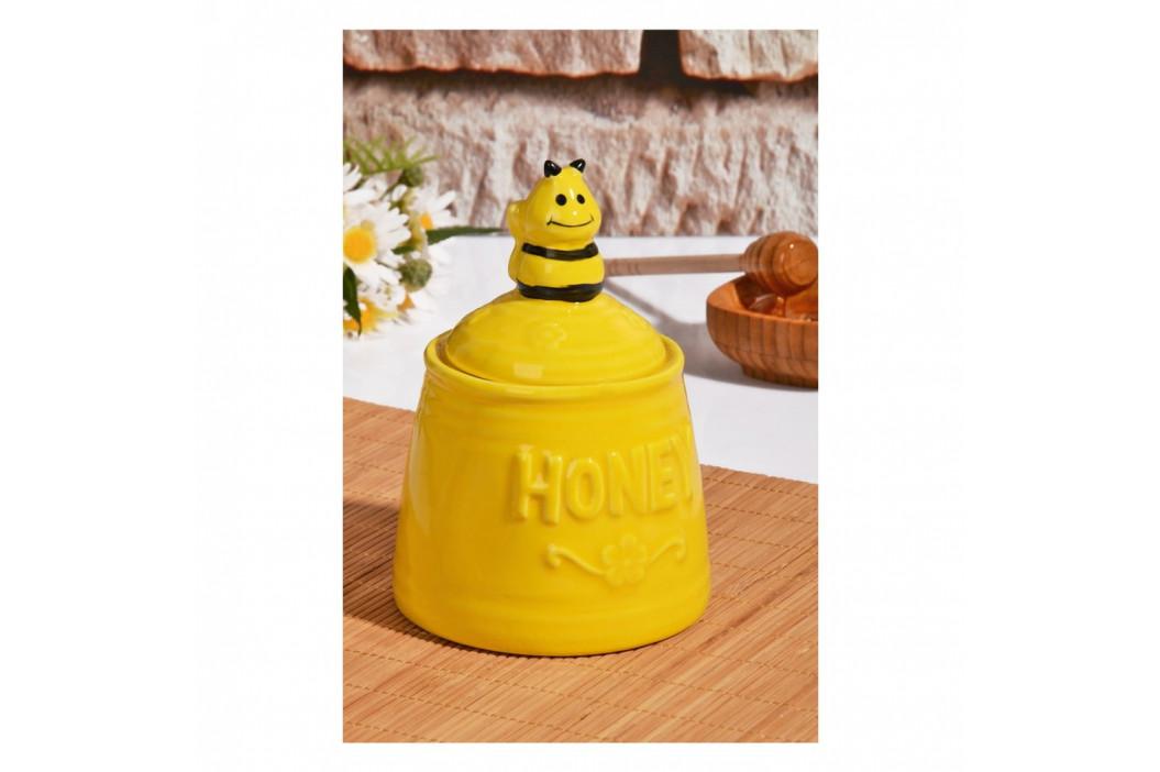 Dóza na med v tvare úľu Honey