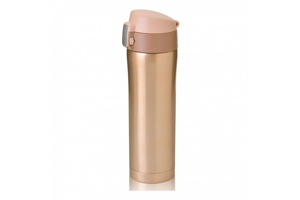Čokoládovohnedá termofľaša Diva Cup Brown, 450 ml