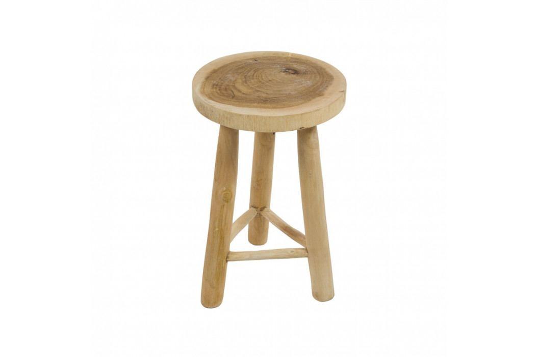 Stolička z dreva kaučukovníku Santiago Pons Roan