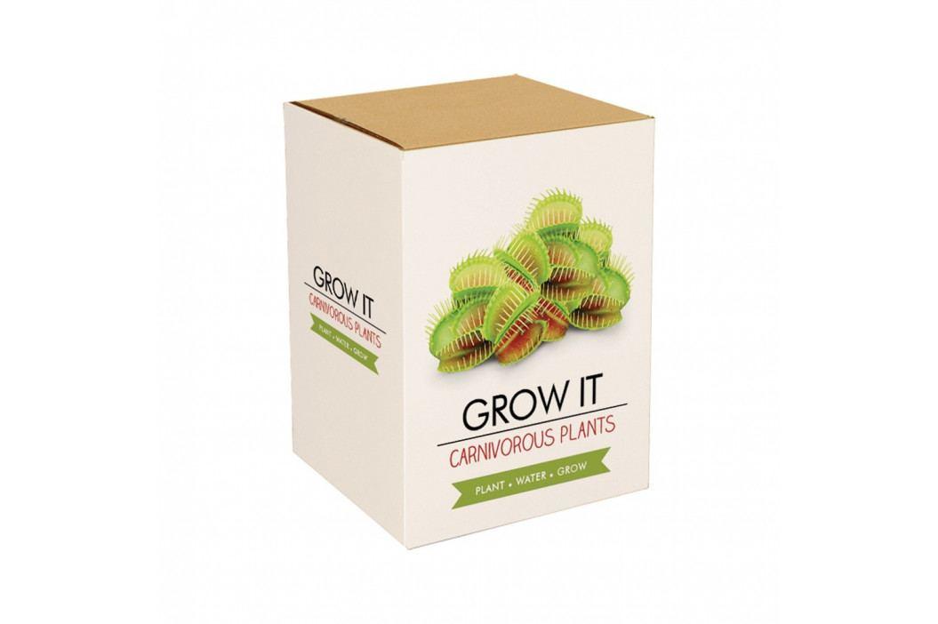 Pestovateľský set so semienkami mäsožravých rastlín Gift Republic Carnivorous Plants