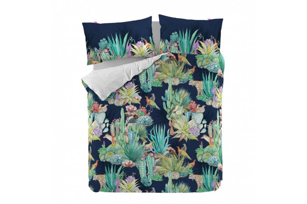 Obliečka na paplón z čistej bavlny Happy Friday Cactus, 220 × 220 cm