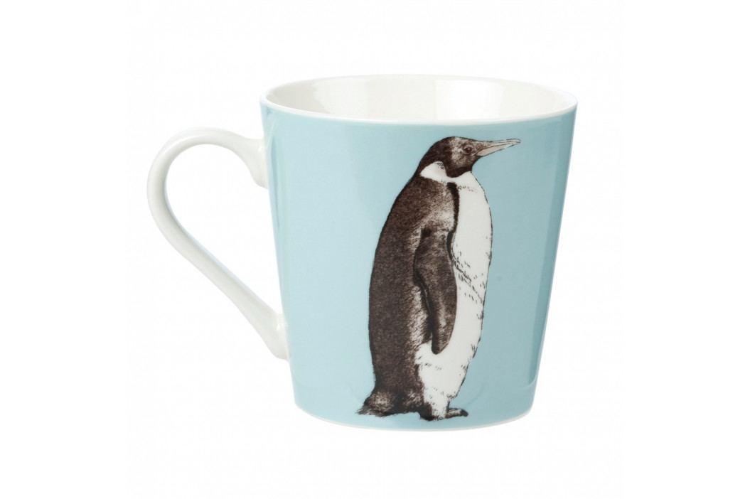 Hrnček z kostného porcelánu Churchill China Couture Kingdom Penguin, 325 ml
