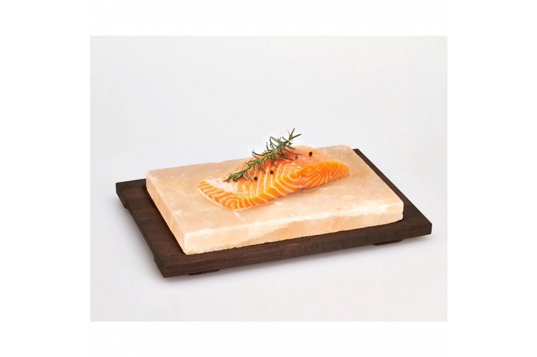 Servírovací podnos so soľnou doskou Bisetti Salt Plate, 38×27cm