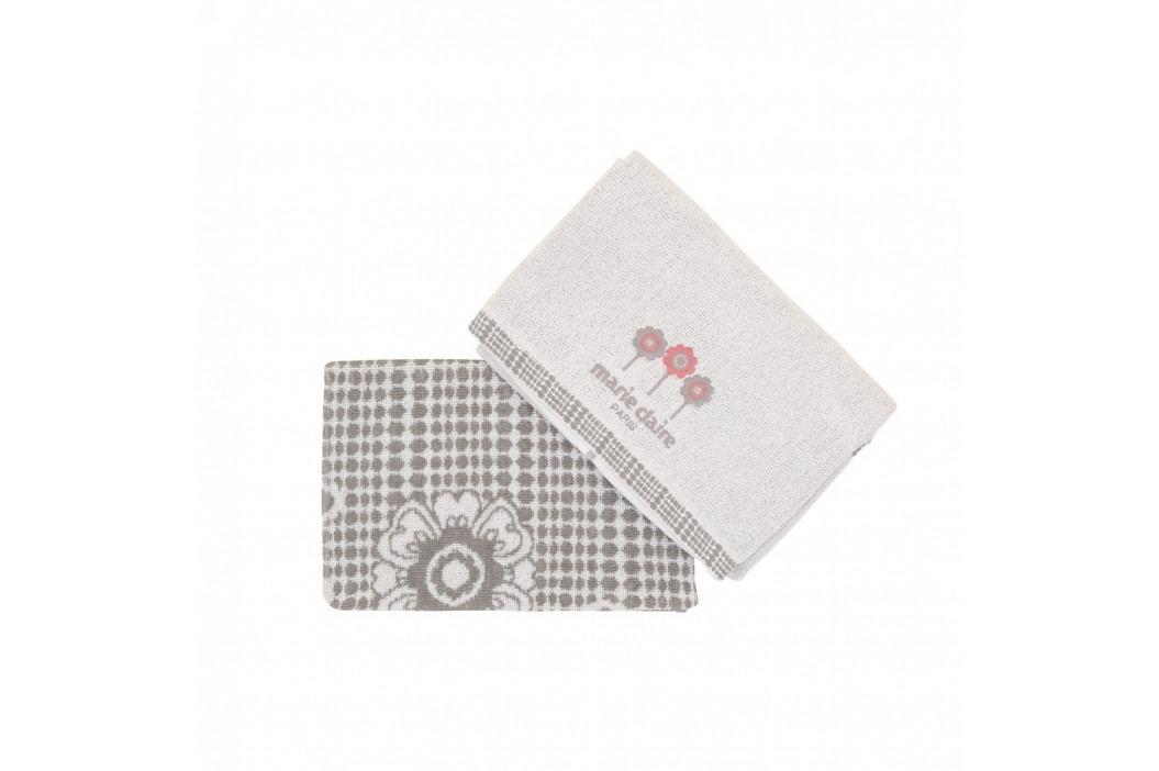 Sada 2 kuchynských utierok z edície Marie Claire Lovely, 50 × 50 cm