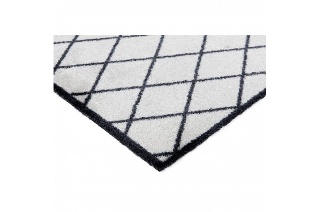 Sivo-čierna rohožka Zala Living Scale, 50×70 cm