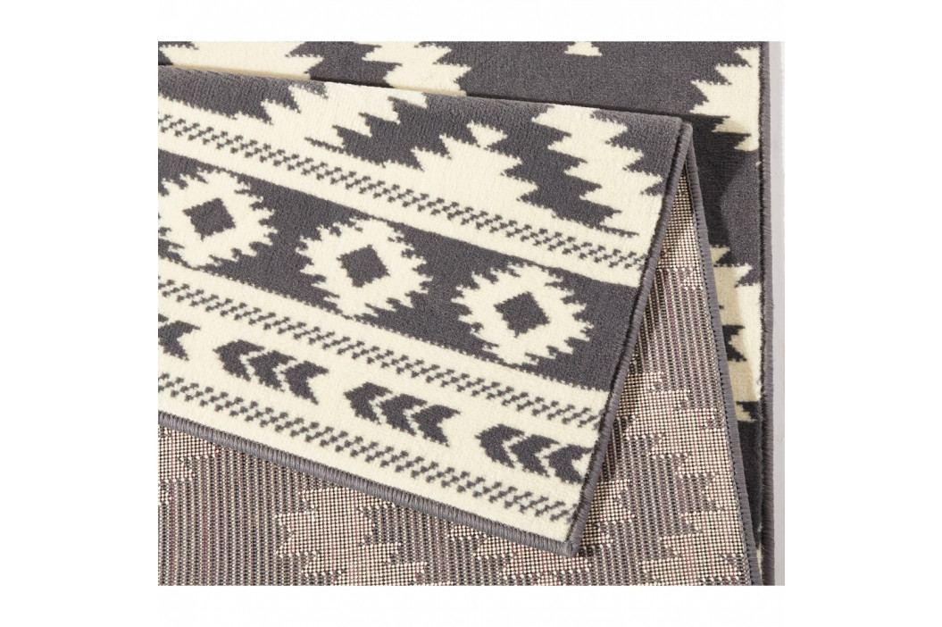 Sivý koberec Hanse Home Gloria Ethno, 160 x 230 cm