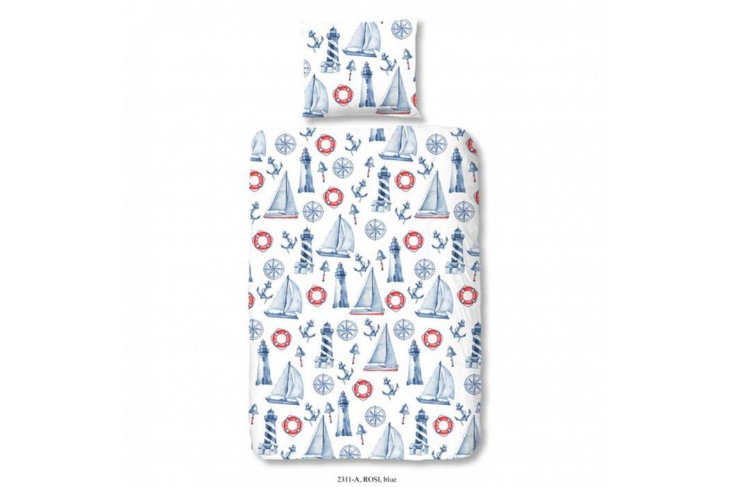 Detské obliečky na jednolôžko z čistej bavlny Muller Textiels Narta, 135×200 cm