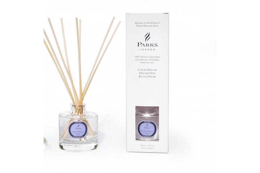 Vonný difuzér s vôňou harmančeka, fialiek a medu Parks Candles London Aromatherapy, 250 ml