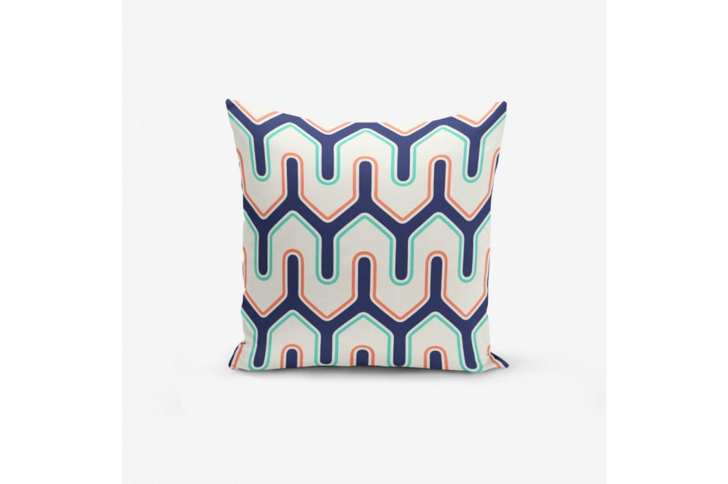 Obliečka na vankúš s prímesou bavlny Minimalist Cushion Covers Liandsnse Special Design Modern, 45×45 cm