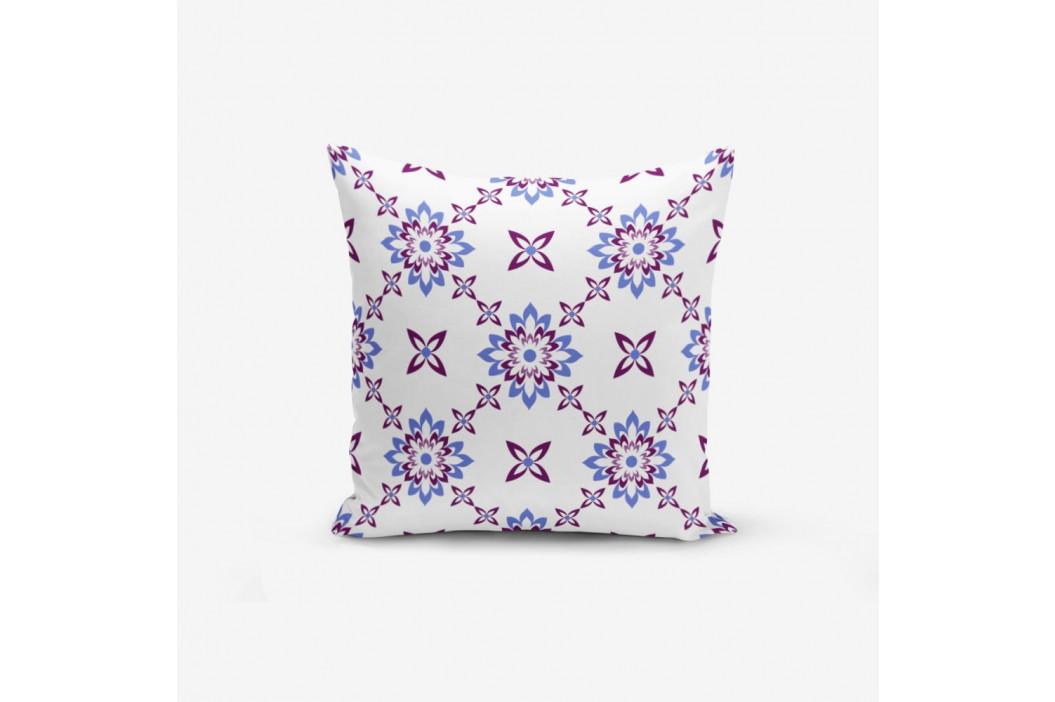Obliečka na vankúš s prímesou bavlny Minimalist Cushion Covers Flower Mala Smelo, 45×45 cm