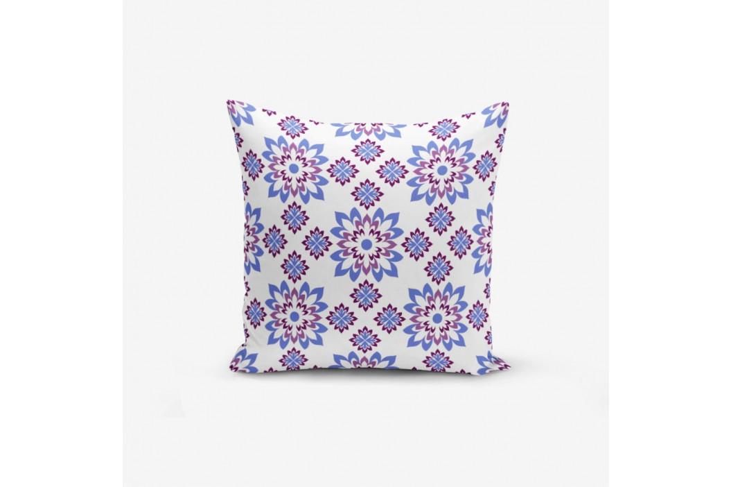 Obliečka na vankúš s prímesou bavlny Minimalist Cushion Covers Special Design Flower Modern, 45×45 cm