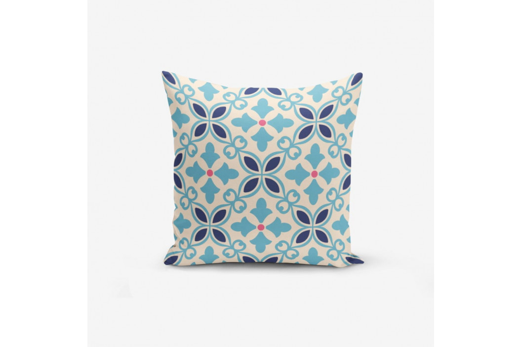 Obliečka na vankúš s prímesou bavlny Minimalist Cushion Covers Modern Cini, 45×45 cm
