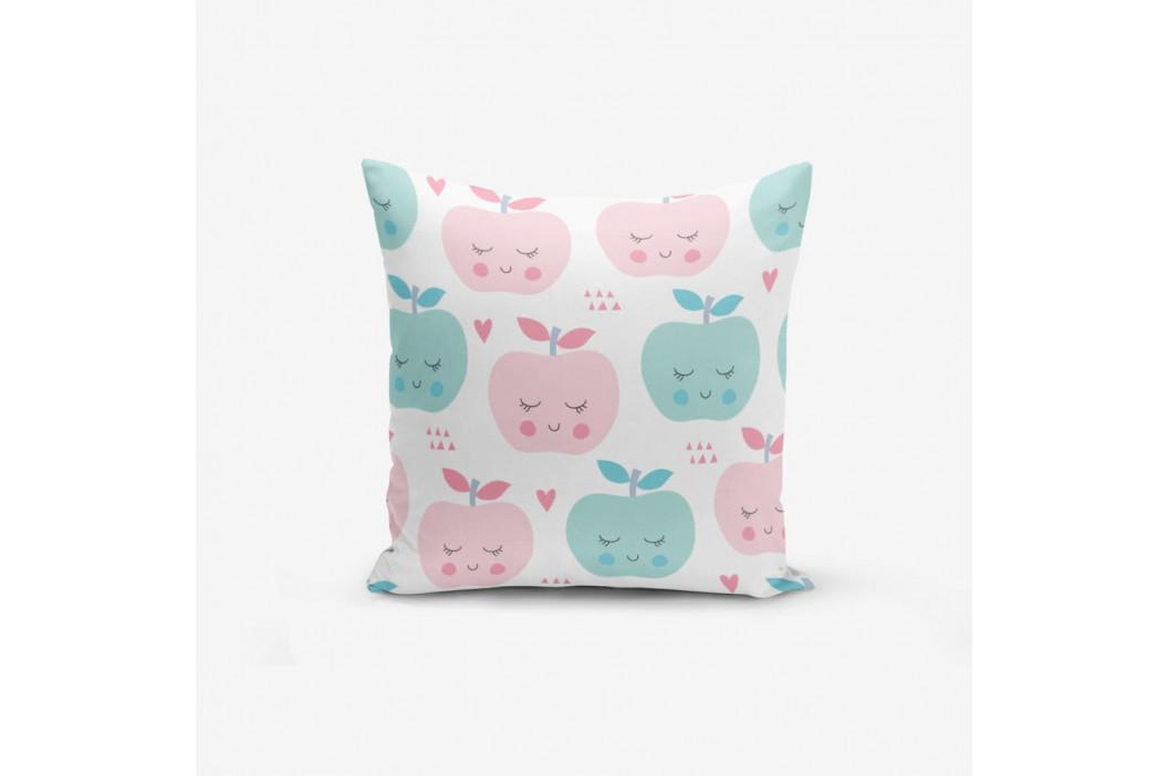 Obliečka na vankúš s prímesou bavlny Minimalist Cushion Covers Colorful Elmalar, 45×45 cm
