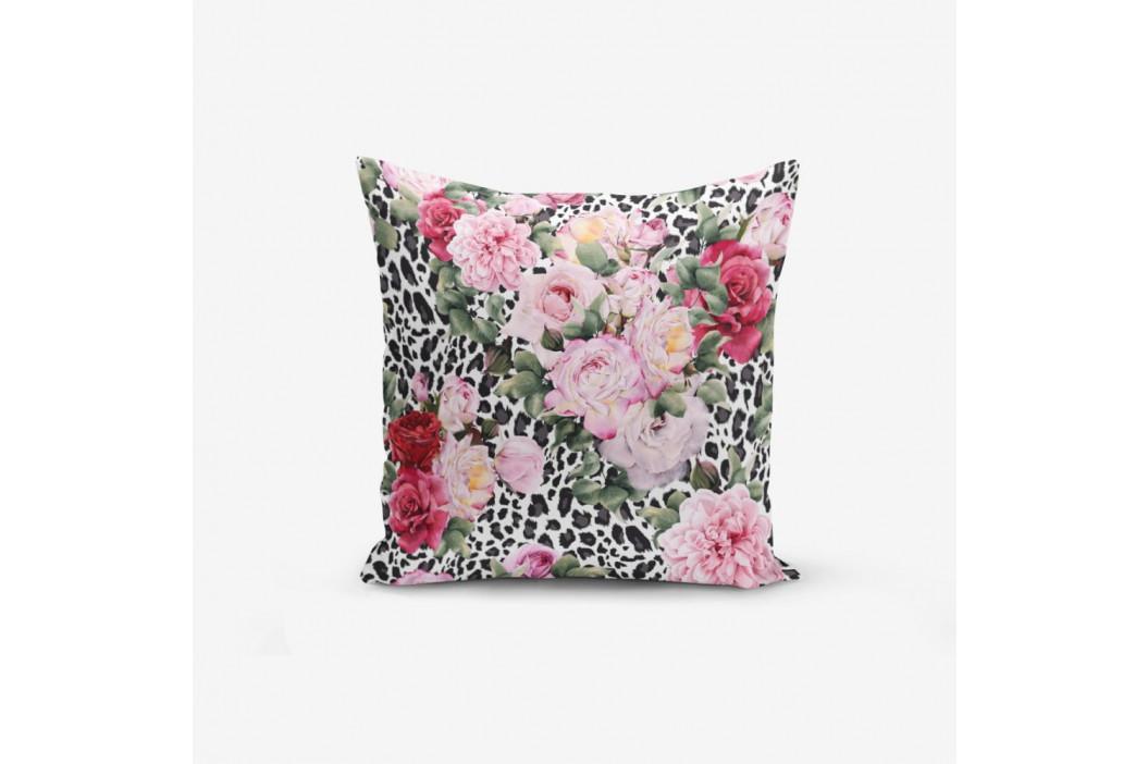 Obliečka na vankúš s prímesou bavlny Minimalist Cushion Covers Leopar Kavanice, 45×45 cm