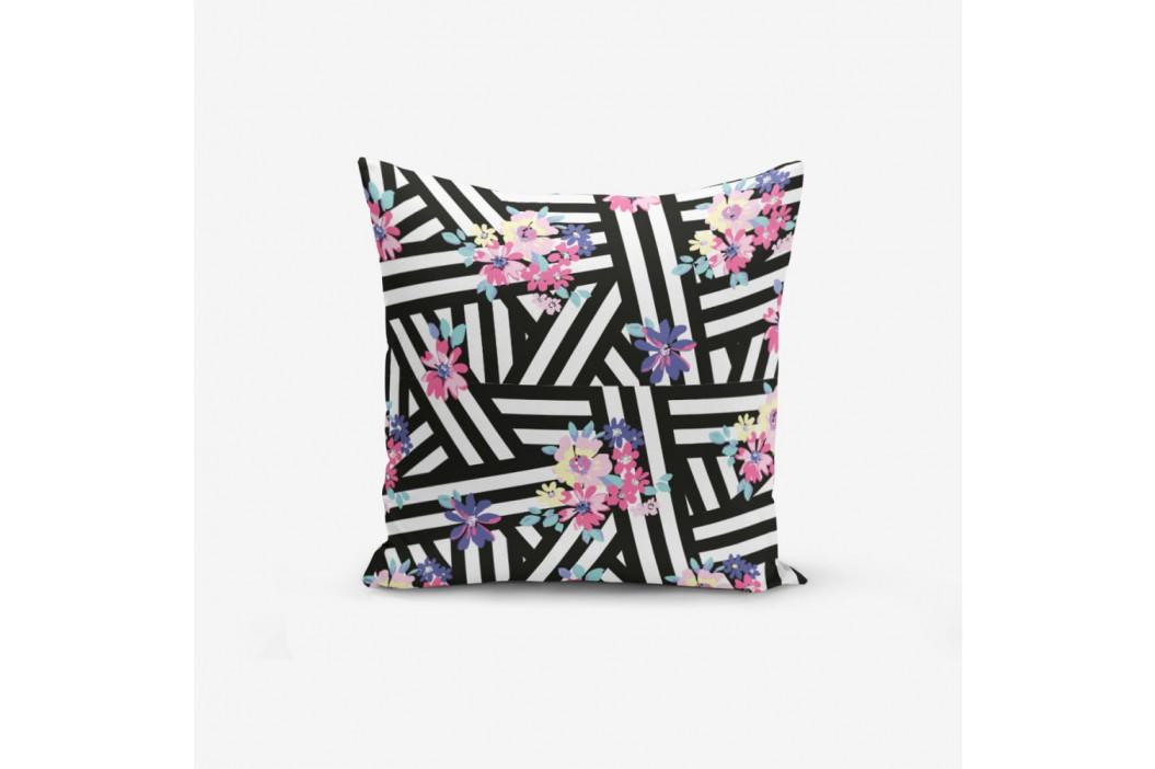 Obliečka na vankúš s prímesou bavlny Minimalist Cushion Covers Colorful Zambak Moderk, 45×45 cm
