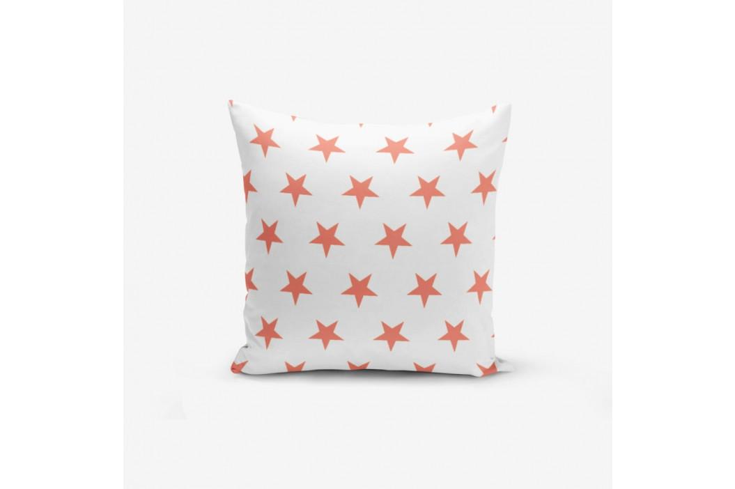 Obliečka na vankúš s prímesou bavlny Minimalist Cushion Covers Pomegranate Star, 45×45 cm