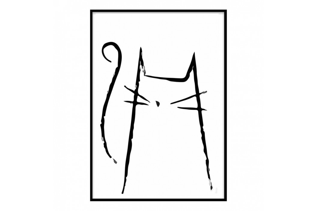 Plagát Piacenza Art Kitty