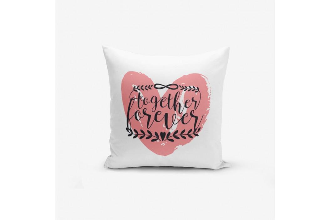 Obliečky na vaknúš s prímesou bavlny Minimalist Cushion Covers Special Pink, 45×45 cm