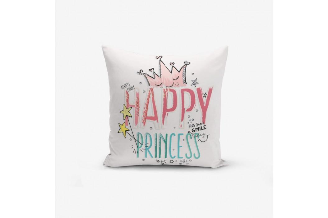 Obliečky na vaknúš s prímesou bavlny Minimalist Cushion Covers Princess, 45×45 cm