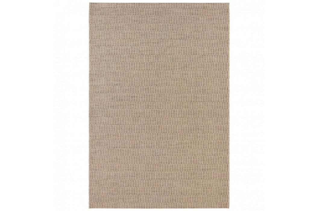 Hnedý koberec vhodný aj do exteriéru Elle Decor Brave Dreux, 120 × 170 cm