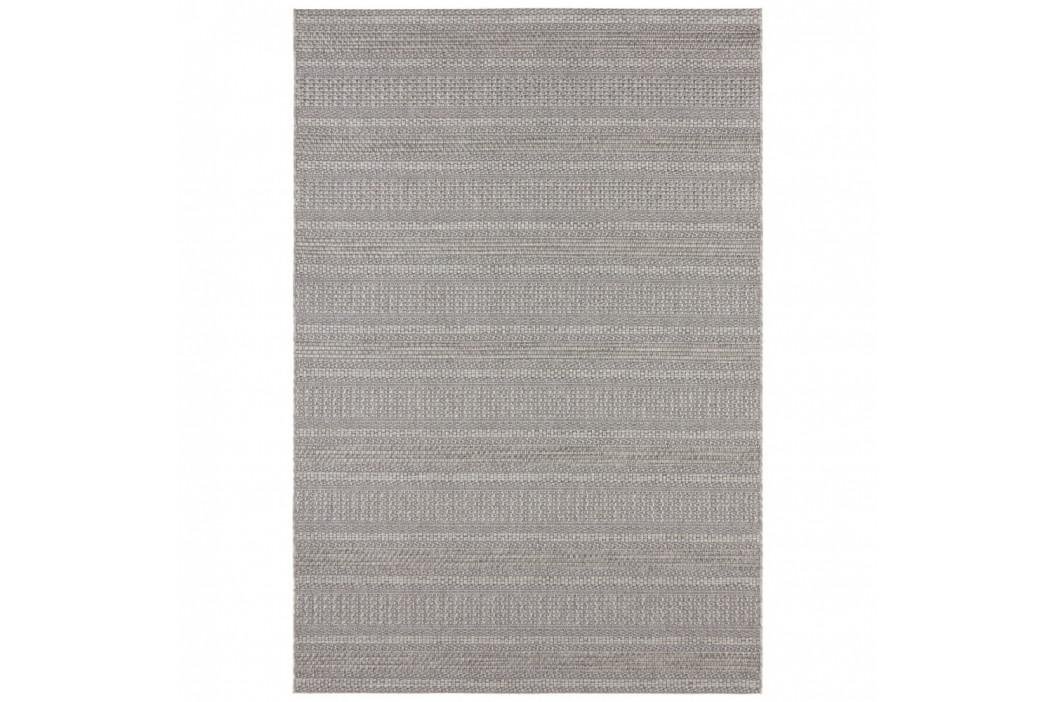 Sivý koberec vhodný aj do exteriéru Elle Decor Brave Arras, 160 × 230 cm