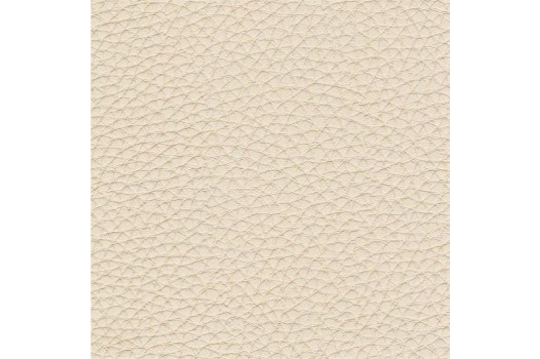 Aniz - Lavica rovná, operadlo (dub bardolino/FS02, krémová)