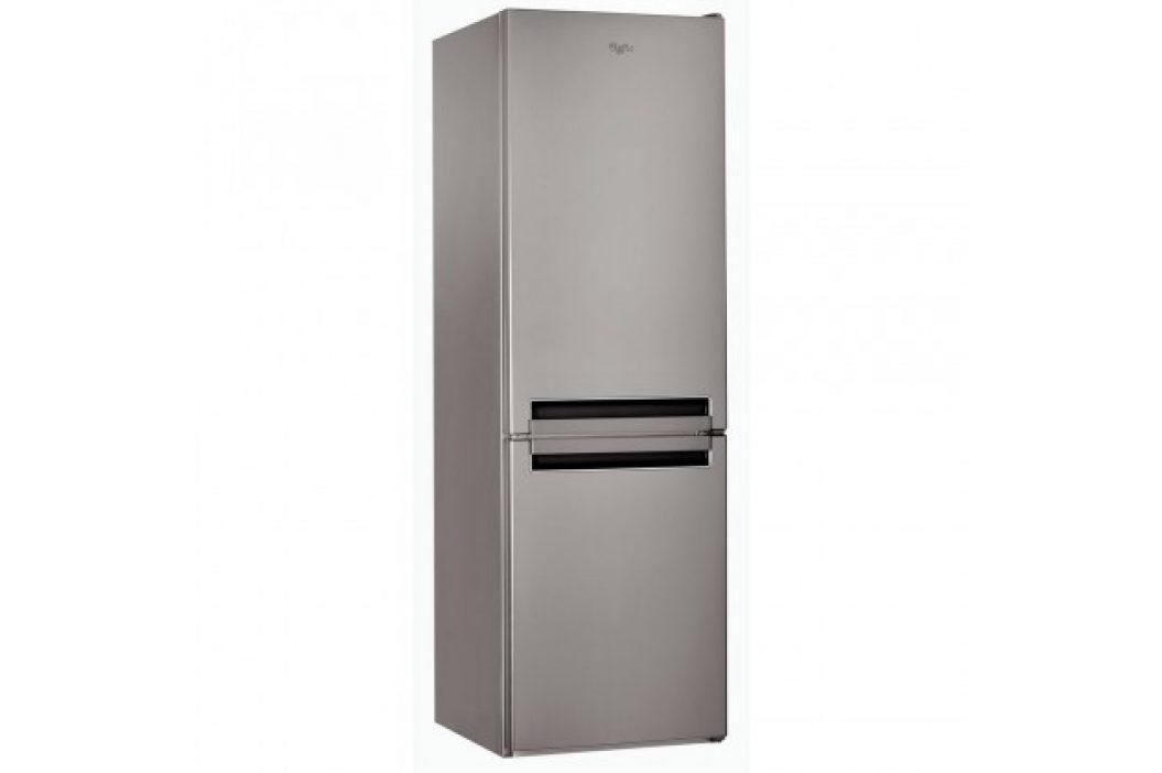 Kombinovaná chladnička s mrazničkou dole Whirlpool BSNF 8122 OX
