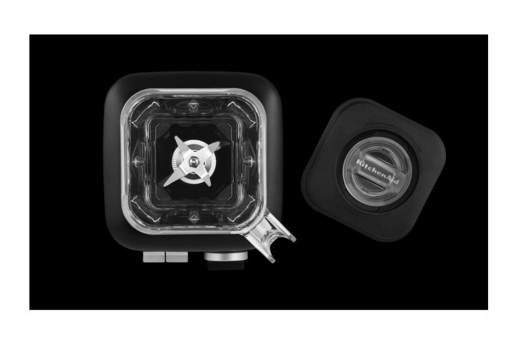 Stolný mixér KitchenAid X1 5KSB6060 1,7 l čierna matná