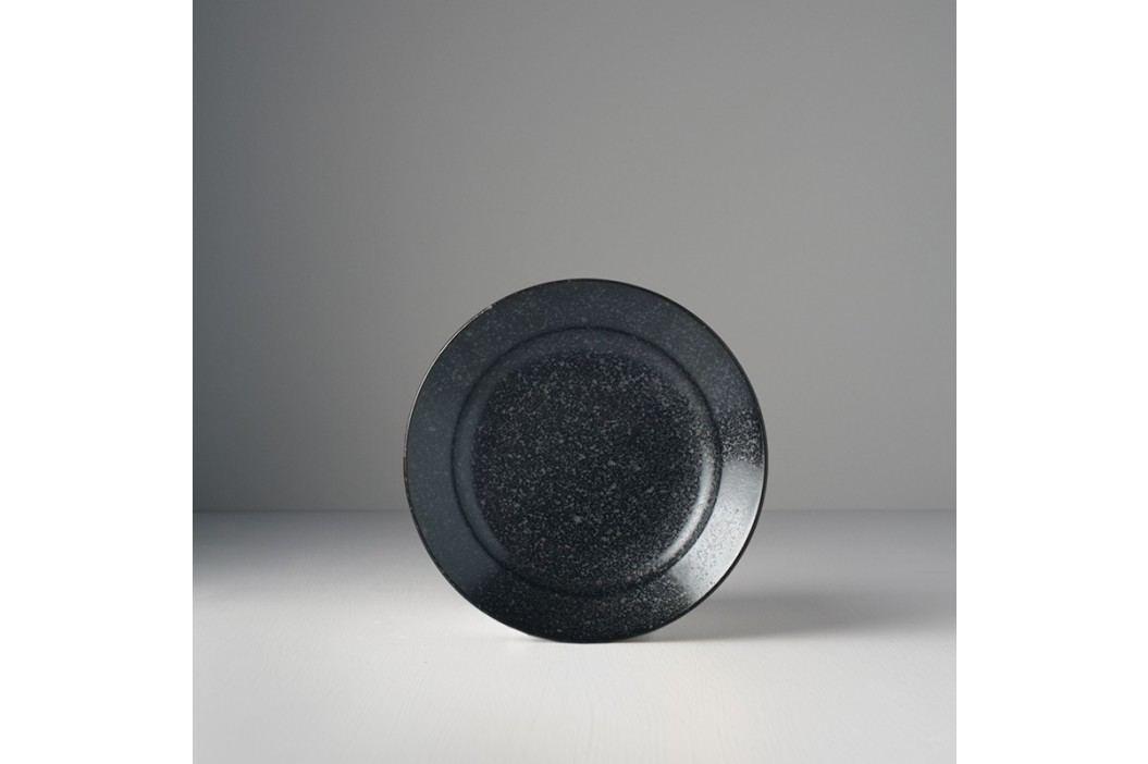 Guľatý tanier Matt 17x3 cm