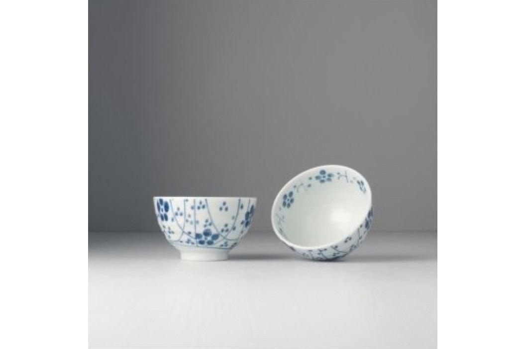 Miska na čaj s motívom kvetín Teacup